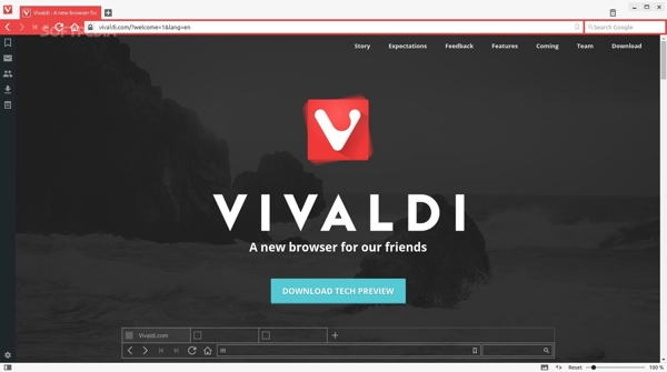 Vivaldi-Browser