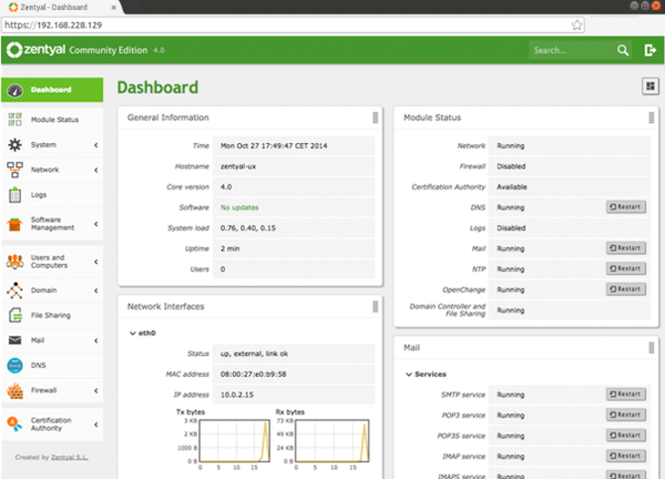 zentyal_dashboard