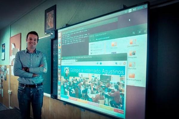 Spanish-University-Ubuntu