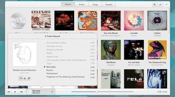 gnome-music