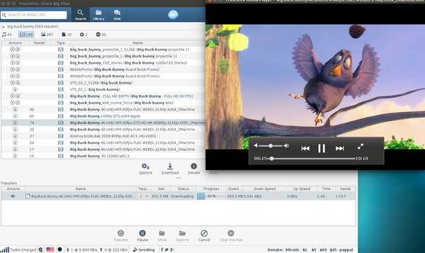 frostwire-media-player